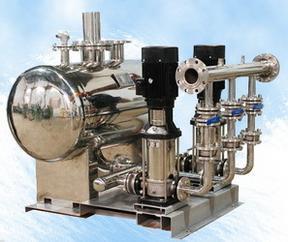 RCG型管网叠压无负压供水设备