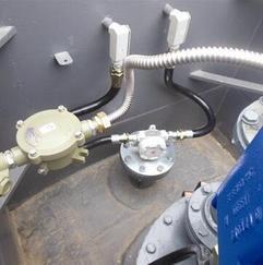 加油站双层管线泄漏检测仪