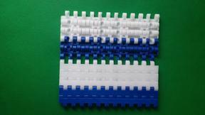 模块塑料网带