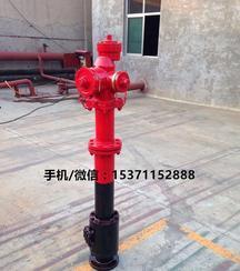 SSFT-150/65室外地上式防冻防撞消火栓