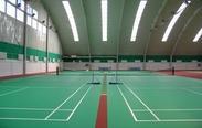 世界羽联认证地胶羽毛球标准场地尺寸一个羽毛球场地价格