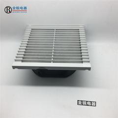 机柜散热风机百叶窗,防尘透气网罩ZL9802.230
