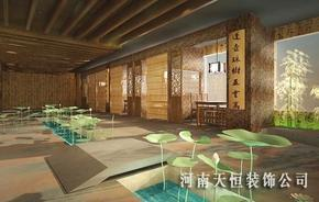 郑州茶楼装修改造,郑州茶楼装修设计专业专家
