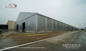 大型工业仓库 装配式篷房 搭建快 可拆装