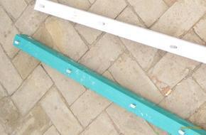 复合立柱 安平网栏 护栏 道路立柱