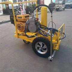 汽油冷喷划线机 水泥路面划线机 车位冷喷划线机