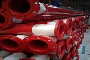 DN200涂塑鋼管防水耐腐