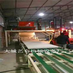 A级匀质板设备防火匀质保温板生产厂家