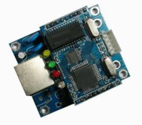 NTP模块+GPS校时服务器