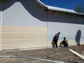 贵州外墙装饰板PVC彩色扣板轻钢别墅板旧房改造墙板