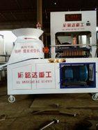 铭达重工供应免烧砖机制砖机全套设备,秸秆煤炭机设备