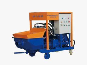 烟台德赛液压式二次构造泵