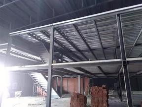 邢台市钢结构楼梯搭建河北钢结构工程公司