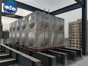 太原不锈钢生活水箱 不锈钢水箱安装流程