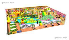 淘气堡儿童乐园门票价格收多少钱一张比较合理