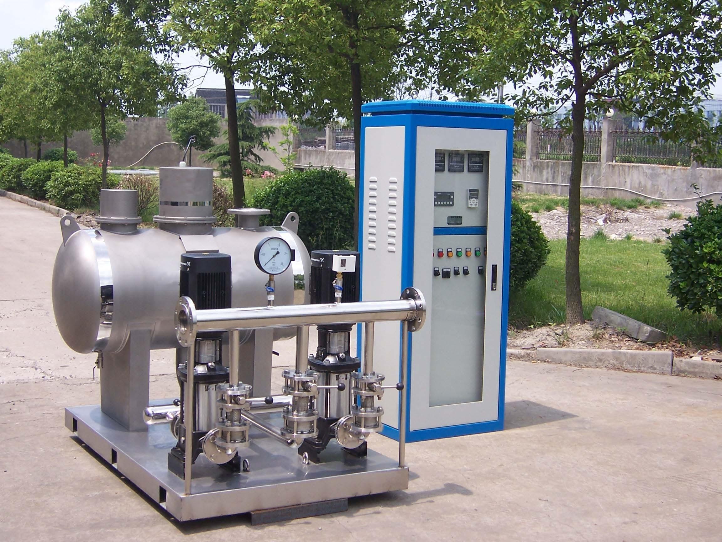 无负压供水设备-北京无负压供水设备