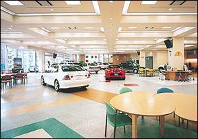 高耐磨强化PVC塑胶地板(橡胶地板)