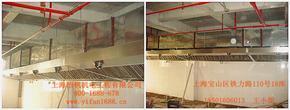 消防通风系统 消防通风管道安装上海怡帆通风系统