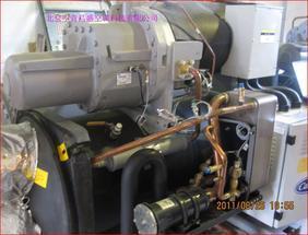 30xw开利螺杆式冷水机组