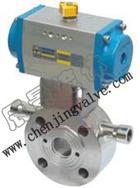 供应BQ671气动保温球阀,气动保温球阀,上海辰景阀业021-57561870