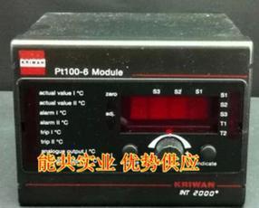 德国KRIWAN温度监控仪表INT2000 Pt100-6