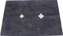 地坪铺装/砚墨黑地板设计