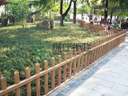 仿木护栏,仿木栅栏,园林绿化,景观设施