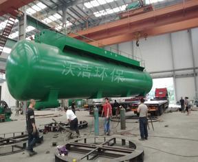 优质一体化污水处理设备2t|高效MBR一体化污水处理设备
