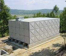 北京麒麟镀锌钢板水箱公司