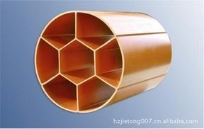 pvc-c多孔圆电力管(156mmx3mm)