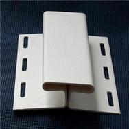 PVC外墙挂板附件-H型槽