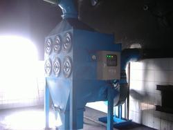 热电厂振动筛除尘系统