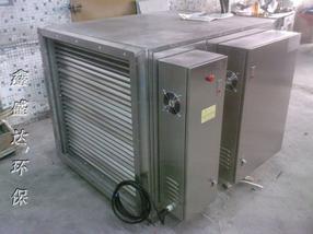 恶臭处理——SPM系列TiO2光解催化氧化设备