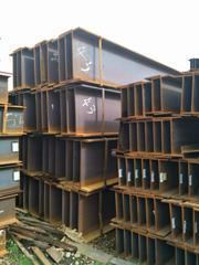 上海工字钢槽钢角钢方管低价热卖