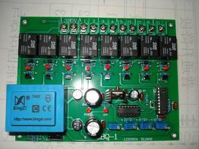 CBQ-1自动调压控制板