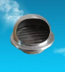 外墙通风不锈钢半圆防雨换气扇