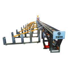 数控钢筋剪切线-自动液压棒材钢筋切断机