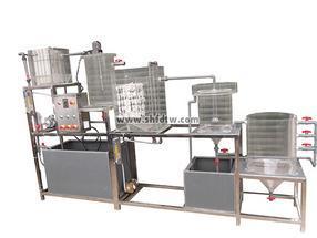TW-HJ540小区污水处理及中水处理模拟装置