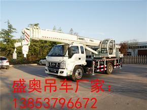 12吨吊车报价图片及配置