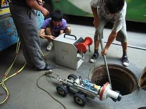 询价)莘县清理管道管网清淤地下排水管网疏通检测工程