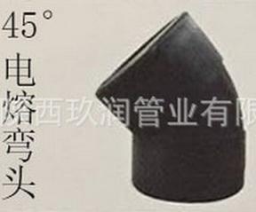PESI孔网钢带复合管件 45°弯头