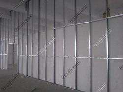 """上海铝格栅吊顶""""上海工厂吊顶""""铝格栅吊顶长宁厂房装修吊顶铝格栅"""