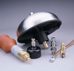 ERICO接闪器避雷针系统S3000 SI25、SI60