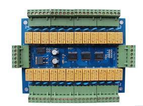 24门门禁控制器扩展板主板