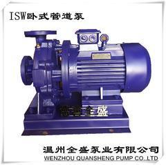 ISW卧式离心泵 ISW80-200B