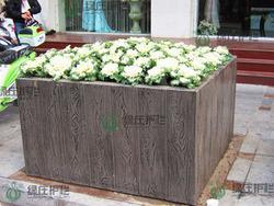 仿木,花箱,花盆,园林小品