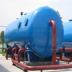洁林牌JL-II型压力式一体化净水设备 农村一体化净水设备