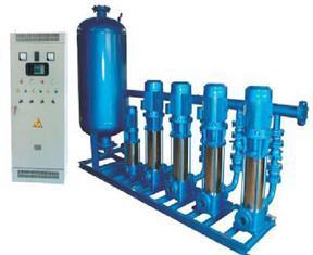 水处理供水、无负压给水设备