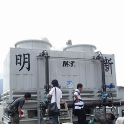 明新冷却塔厂家 开式冷却塔 逆流式冷却塔