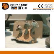 蘑菇蜗牛景观石GGQ048